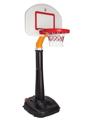Pilsan Pilsan Profesyonel Basketbol Seti - Ayaklı Basket Seti - 03 391 Renkli